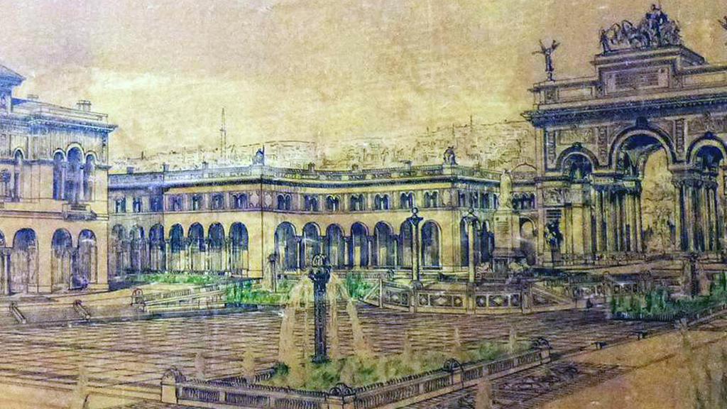 Μια ματιά στο ιστορικό κέντρο της Θεσσαλονίκης